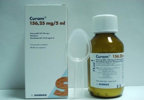 دواعي استعمال دواء curam