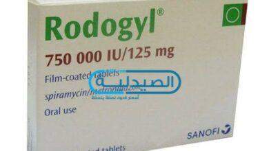 المضاد الحيوي رودوجيل