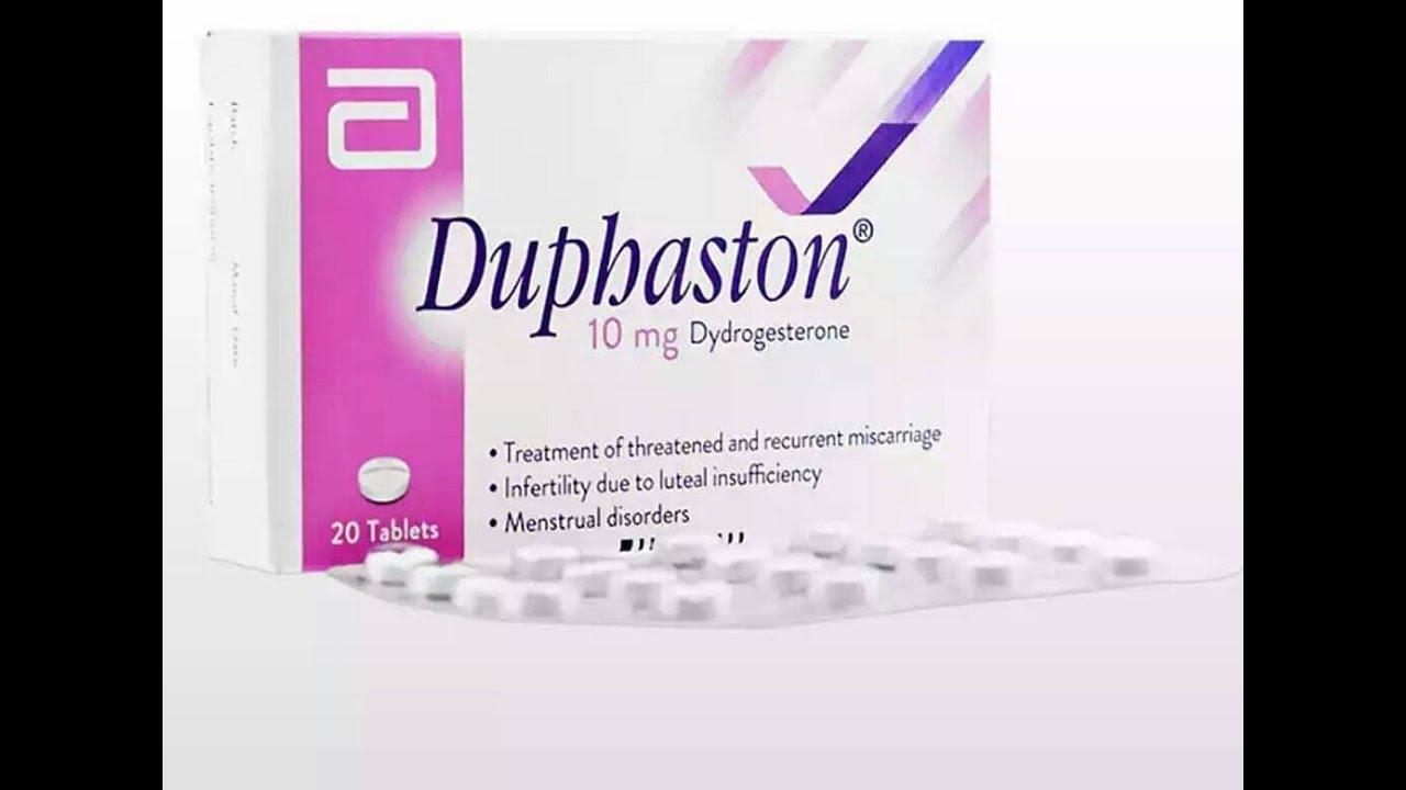 أعراض مثبت الحمل دوفاستون Duphaston وهل له أضرار