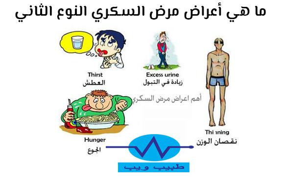 مرض السكر واعراضه الشهيرة