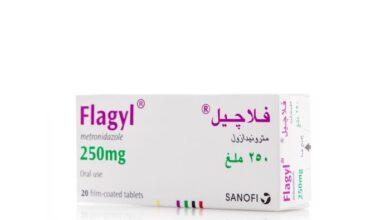 دواء مطهر للمعدة والأمعاء