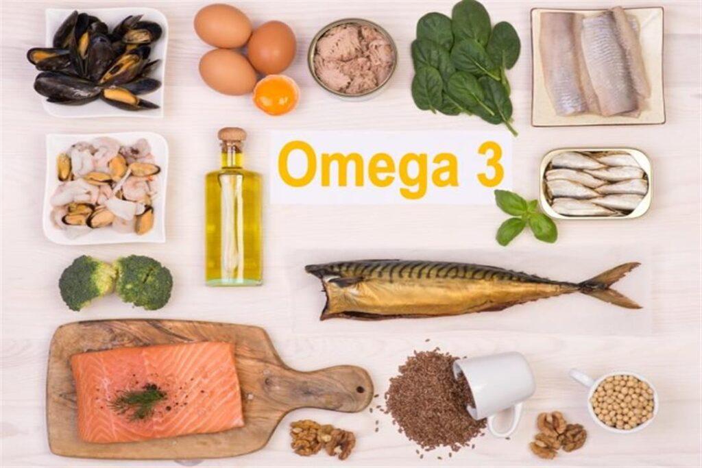 فوائد أوميغا 3
