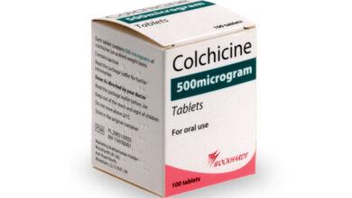دواء colchicine