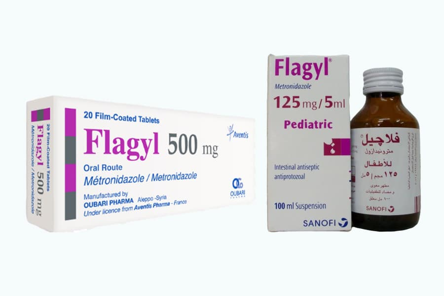سعر الدواء Flagyl