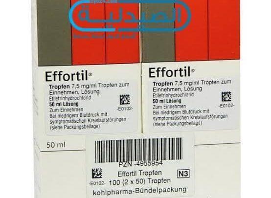 ايفورتيل علاج ضغط الدم المنخفض