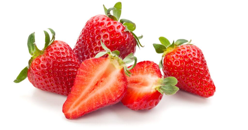 فوائد اكل الفراولة لمرضى السكر