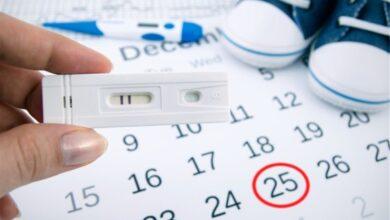 الأسبوع 27 من الحمل