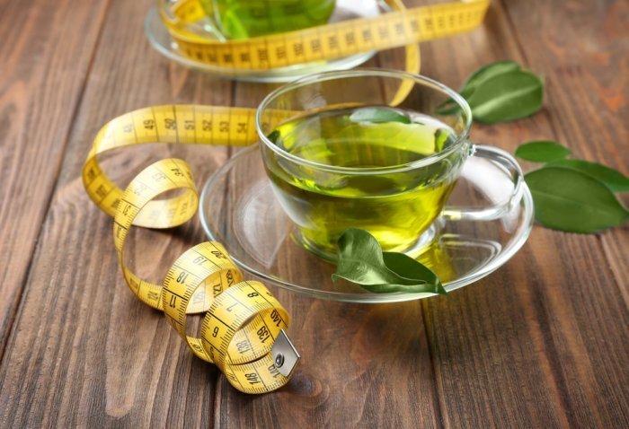 الشاي الأخضر والتخسيس