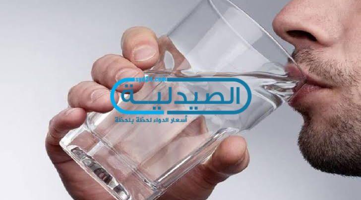 أضرار شرب الماء الساخن