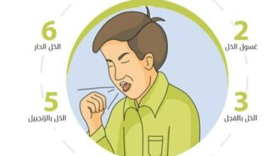 علاج السعال بوصفات منزلية
