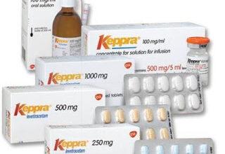 استخدامات دواء Keppra