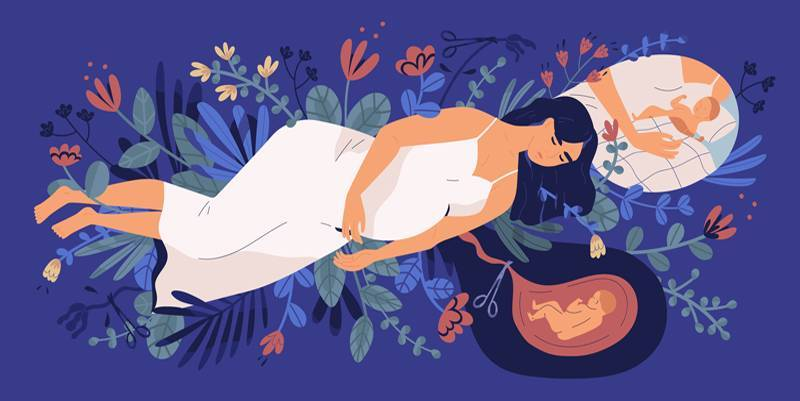 الحمل الكيميائي والإجهاض المبكر