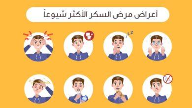 أعراض مرض السكر الشائعة