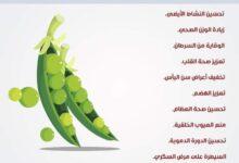 من فوائد الفول الأخضر