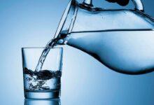 كأس مياه
