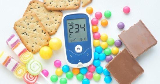 جهاز سكري و حلويات