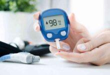 جهاز قياس نسبة السكري في الدم