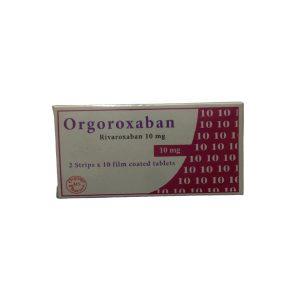 دواعي استعمال دواء ORGOROXABAN