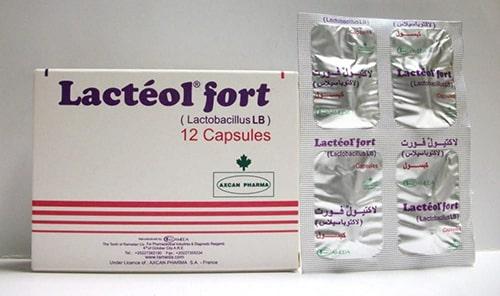كبسولات لاكتيول فورت Lacteol fort علاج الإسهال