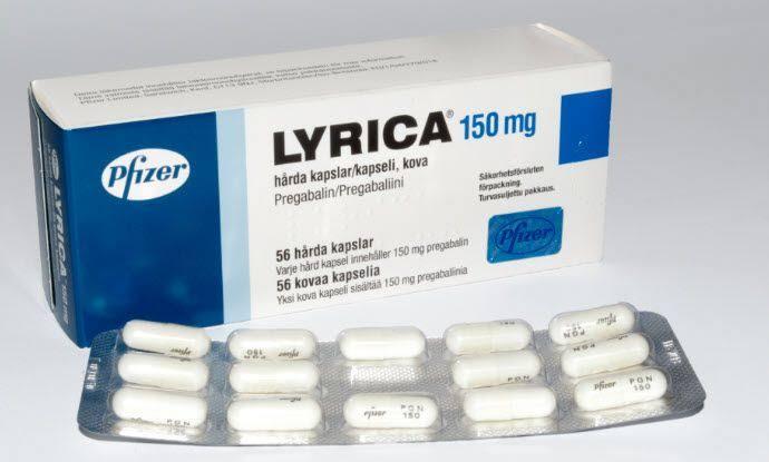 حبوب ليريكا لـ علاج الصرع