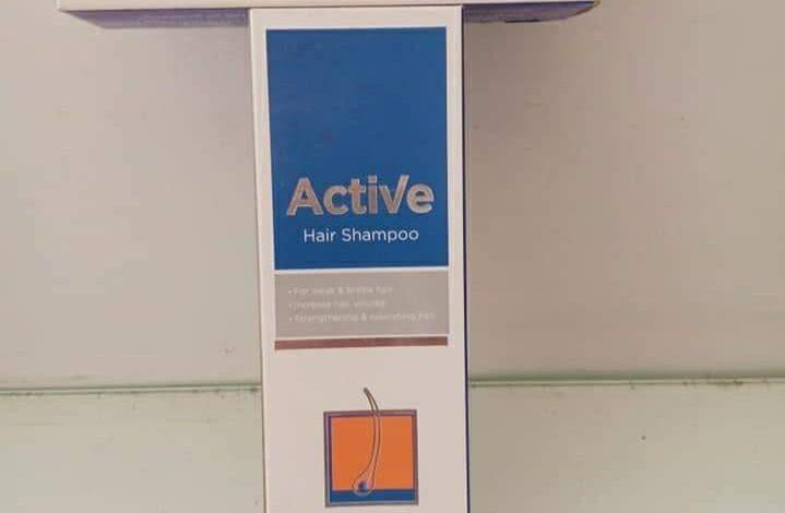 ACTIVE 100 GM HAIR CREAM لـ العناية بـ الشعر